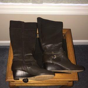 Giani Bernini Brown Boots
